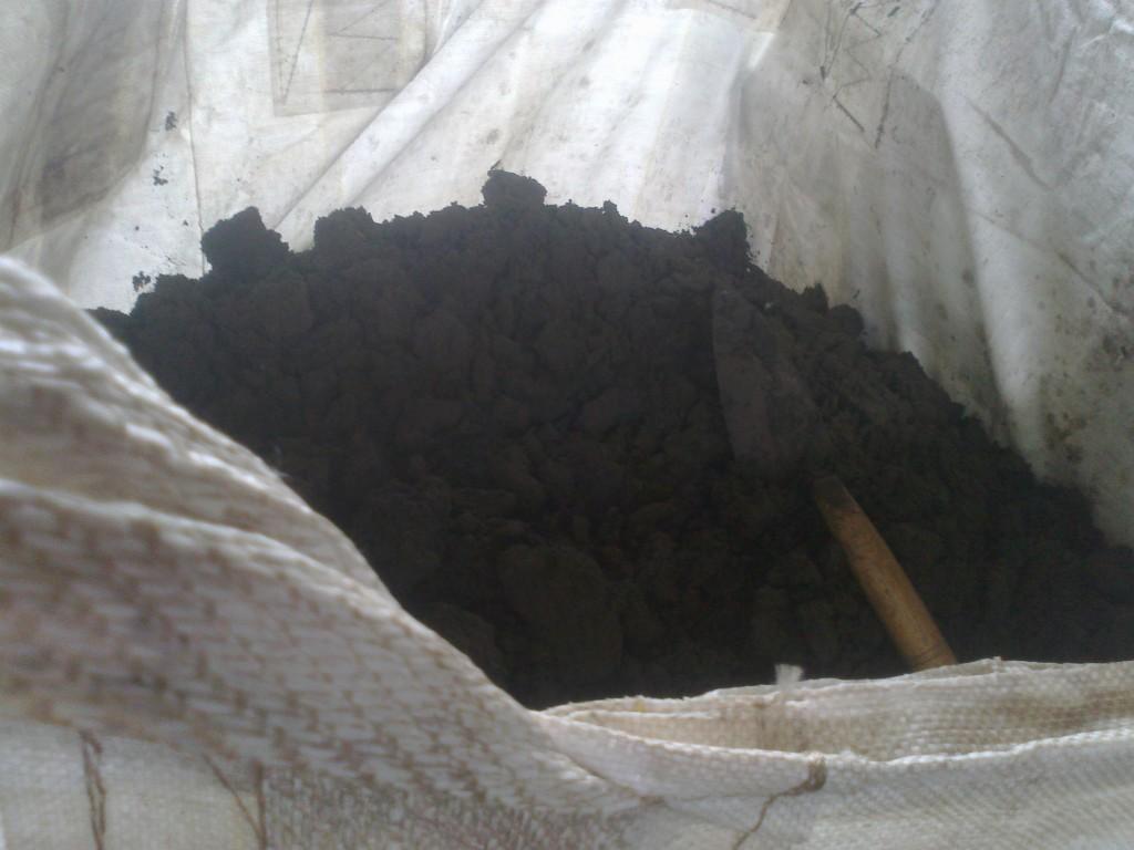 Phân phối bùn vi sinh ở Tây Ninh