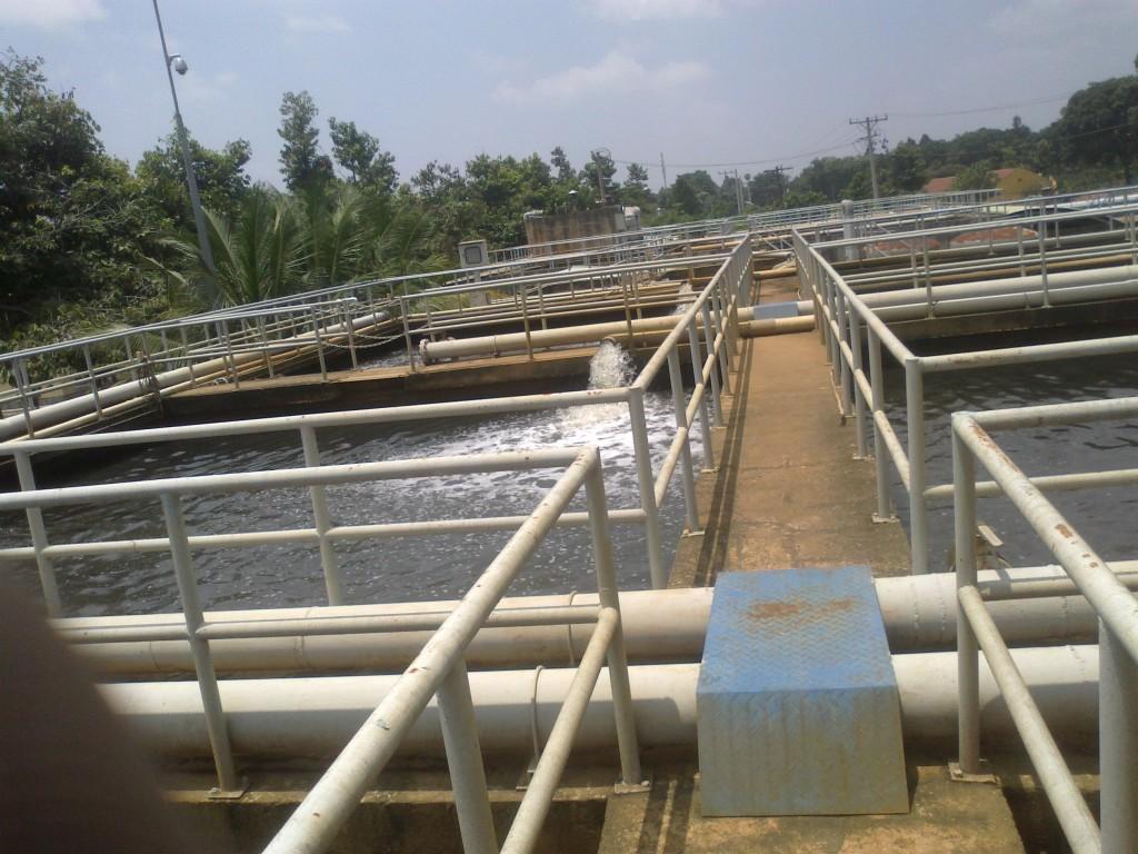 Nhận thiết kế hệ thống xử lý nước thải