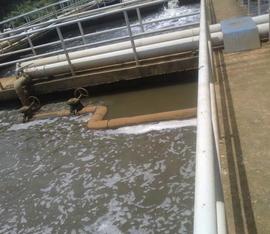 Xử lý nước thải bằng bùn hoạt tính