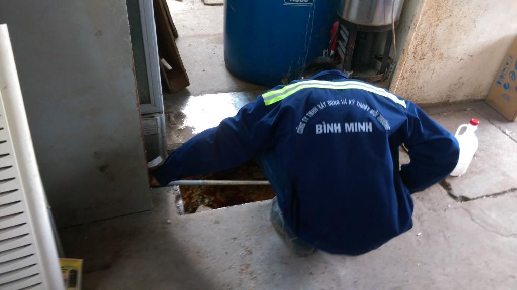Xử lý nước thải phòng khám d