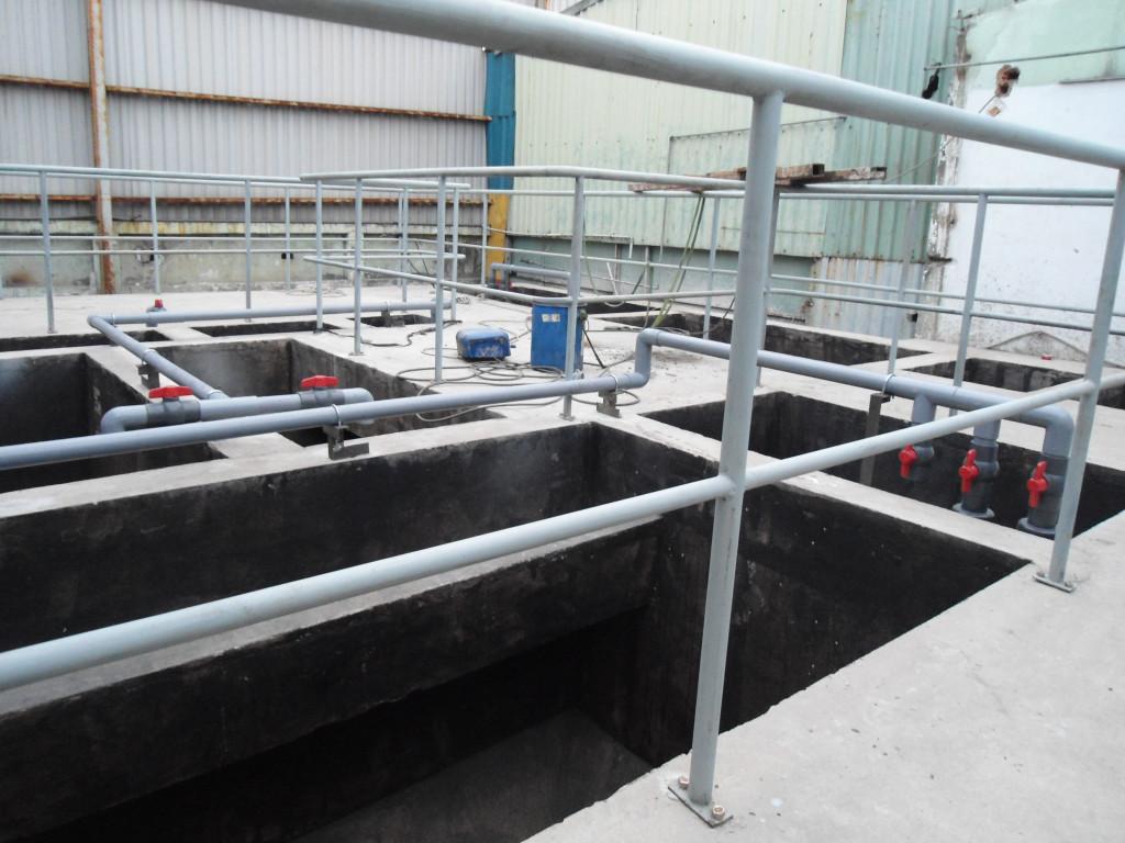 Công ty nhận lắp đặt hệ thống xử lý nước thải trên toàn Quốc
