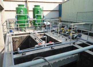 Xử lý nước thải quy mô nhỏ - chi phí thấp