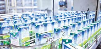 Công ty Xử lý nước thải nhà máy chế biến sữa