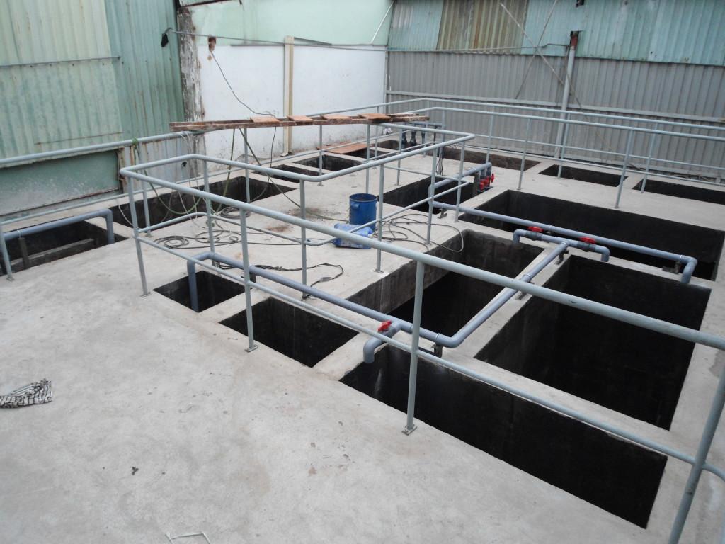 Công ty thiết kế thi công hệ thống xử lý nước thải toàn Quốc
