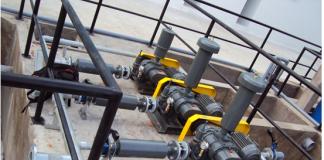 xử lý nước thải chi phí thấp