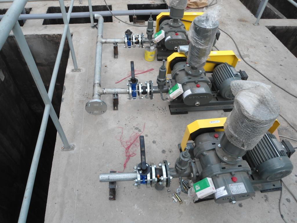 Công ty nhận thiết kế, lắp đặt hệ thống xử lý nước thải - 0917 347 578