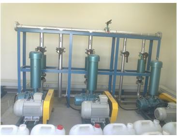 Thiết kế, thi công hệ thống xử lý nước thải mực in