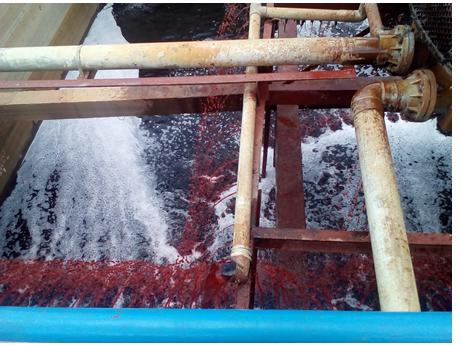 Công nghệ xử lý nước thải dệt nhuộm