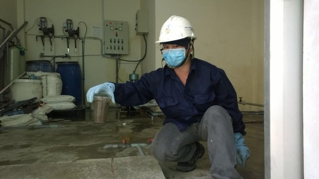xử lý nước thải phòng thí nghiệm hiệu quả nhất