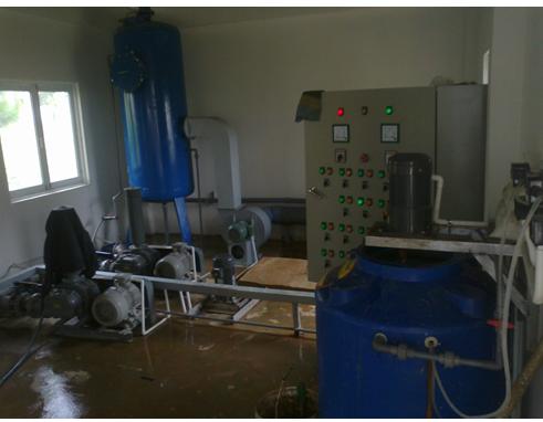 Xử lý nước thải cho tòa nhà - căn hộ cao cấp - Công ty môi trường Bình Minh