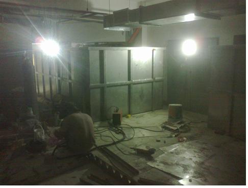 thi công lắp đặt hệ thống xử lý nước thải ở miền Trung