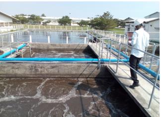 10 Công trình xử lý nước thải tiêu biểu – Công ty Môi trường Bình Minh