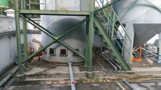 Xử lý nước thải tinh bột mì – Thu hồi năng lượng