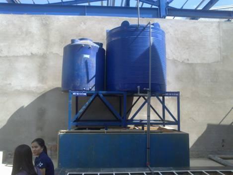 Hệ thống xử lý nước thải sinh hoạt hiện đại giá rẻ nhất