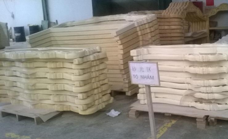 Lập kế hoạch bảo vệ môi trường cho dự án sản xuất đồ gỗ