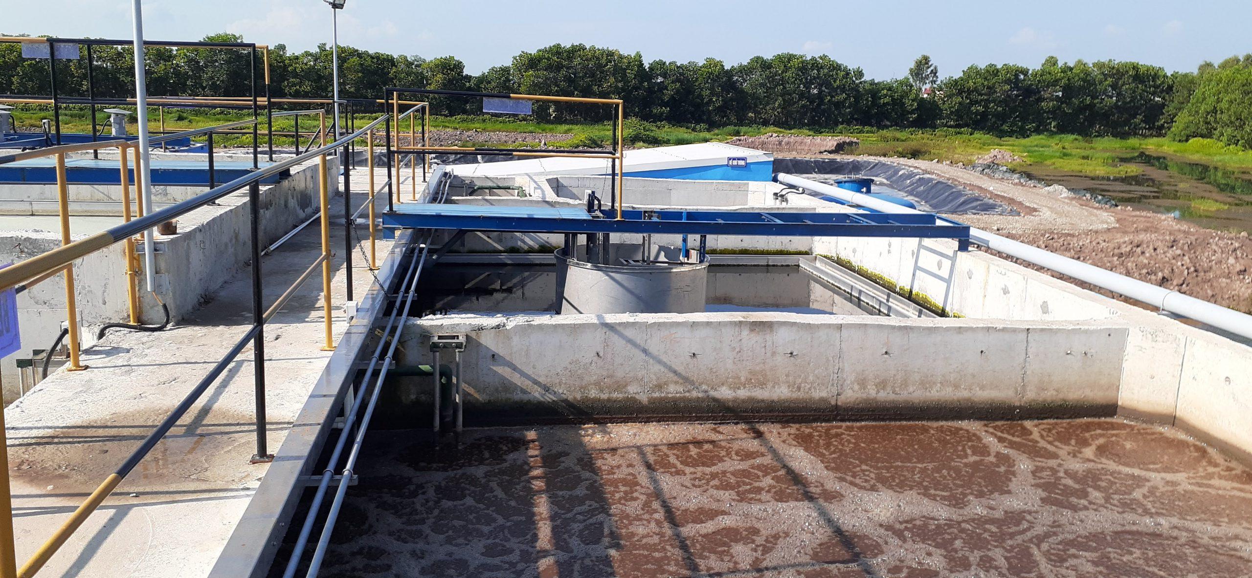 xử lý nước thải chăn nuôi toàn quốc