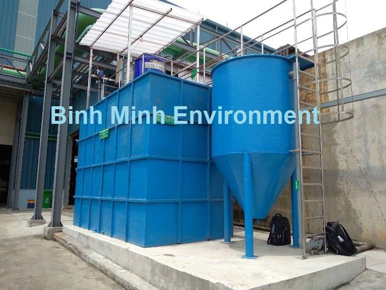 Báo giá hệ thống xử lý nước thải