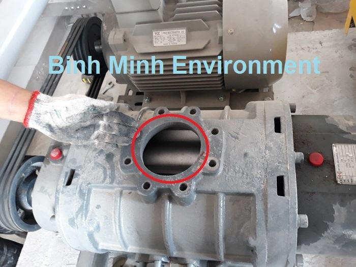 Bảo trì hệ thống xử lý nước thải - Kiểm tra trước khi lắp hoàn thiện