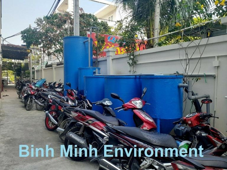 Cho thuê hệ thống xử lý nước thải - 5 m3