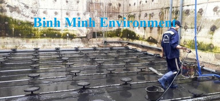 Cung cấp bùn vi sinh - Vệ sinh cụm bể