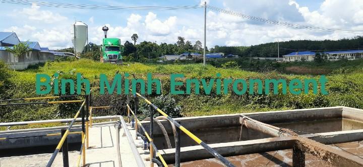 Cung cấp bùn vi sinh trại heo (lợn) - Xe bồn cấp bùn vi sinh trại heo