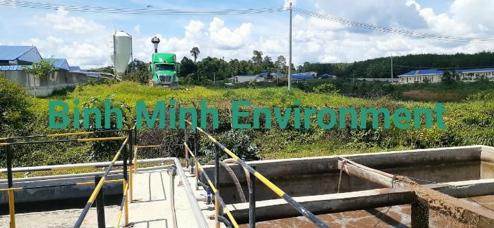 Cung cấp bùn vi sinh tại Hải Phòng - Cấp bùn vi sinh trang trại
