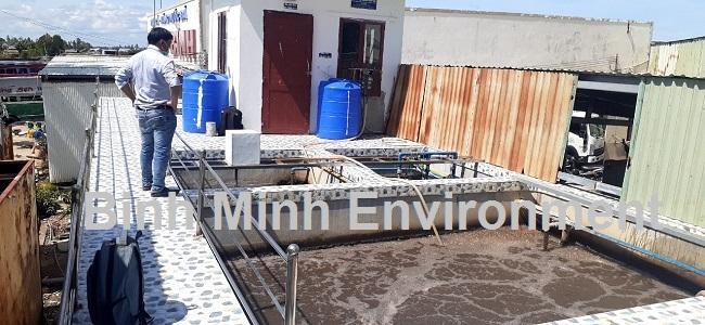 Cung cấp bùn vi sinh tại Hưng Yên - Hệ thống vi sinh hoạt động tốt