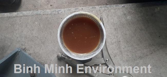 Thay dầu, nhớt máy thổi khí (loại dầu, nhớt 160 – 220)