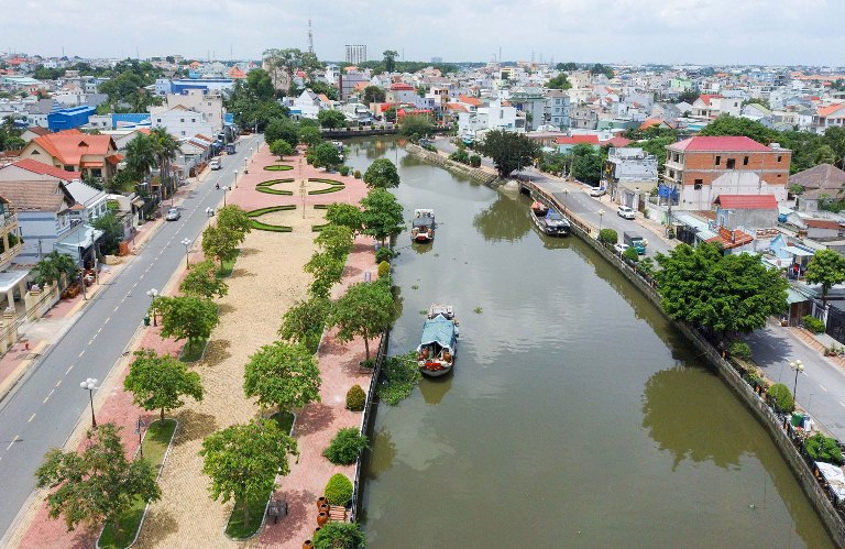 TP Thuận An sông nước