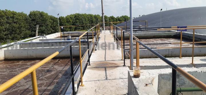 Cung cấp bùn vi sinh tại Hải Phòng - Hệ thống vi sinh hoạt động tốt