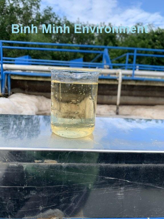 Nước thải chăn nuôi sau xử lý