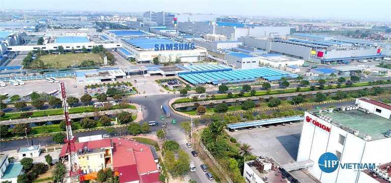 KCN Yên Phong – Bắc Ninh
