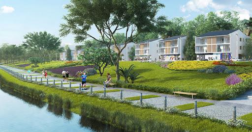Cung cấp bùn vi sinh tại Hưng Yên - Khu đô thị Ecopark