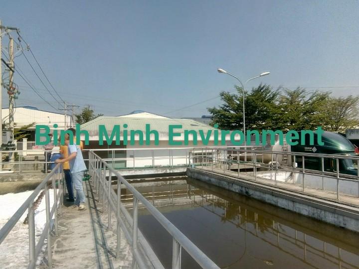 Cung cấp bùn vi sinh tại Thái Bình - Khởi động lại hệ thống xử lý nước thải
