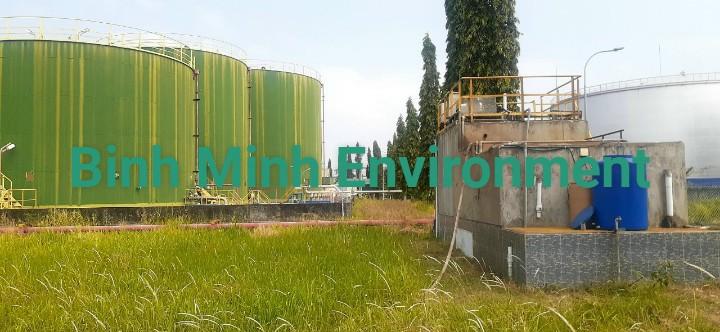 Cung cấp bùn vi sinh tại Bắc Ninh Bắc Giang - Cấp vi sinh cho nhà máy hóa dầu