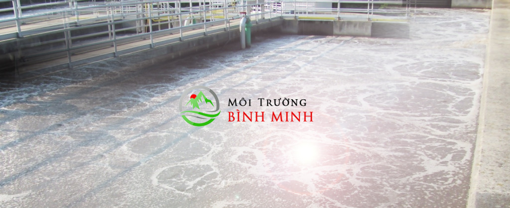 Công ty môi trường Bình Minh-Xử lý nước thải -Tư vấn môi trường - Cung cấp bùn vi sinh
