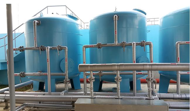 Công ty xây dựng hệ thống xử lý nước thải ở Bình Dương