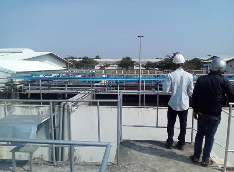 Xử lý nước thải sinh hoạt cho khu resort